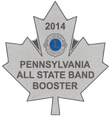 2014 Booster Pin